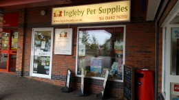 Ingleby Pet Supplies Ltd